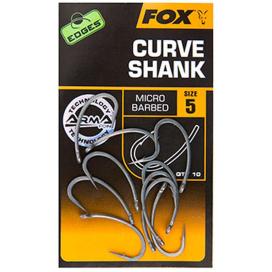 Fox Háčiky Edges Armapoint Curve shank