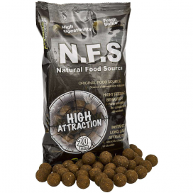 Starbaits Boilies NFS 1kg