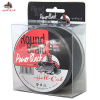 Hell-Cat Splietané šnúra Round Braid Power Black 0,80mm, 100kg, 200m