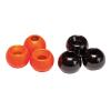 Fox Rage guličky Tungsten Beads 0.7g 4.6mm červená