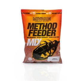 Mivardi Kŕmenie Method Feeder Mix Black Halibut