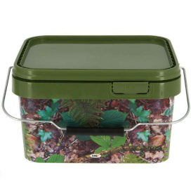 NGT Vedro Square Camo Bucket 5L