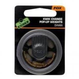 Fox Edges Kwick change pop up weights Swan rýchlovýmenné závažia 10ks
