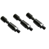 NGT Rýchlospojka Quick Release Connector Black 3 ks