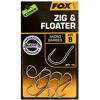 Fox Háčiky Edges Armapoint Zig Floater