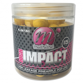 Mainline High Impact Pop-up Boilies 15mm 250ml