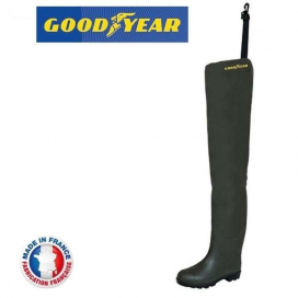 Goodyear Čižmy Hip Waders Cuissarde SP Green