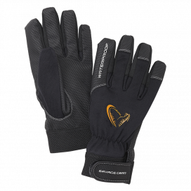 Savage Gear Rukavice All Weather Glove Black