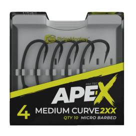 RidgeMonkey Háčik Ape-X Medium Curve 2XX Barbed 10ks
