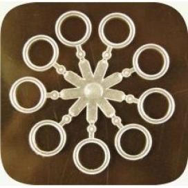 Extra Carp Bait Elastic Bands 8,5mm - 18ks