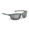 Fox Slnečné Okuliare Sunglasses Green / Silver