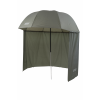 Mivardi Rybársky dáždnik Green PVC s bočnicami 2,5 m