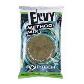 Bait-Tech Krmítková zmes Envy Hemp & halibut Method Mix 2kg