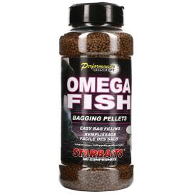 Starbaits Pelety Omega Fish Bagging 700g