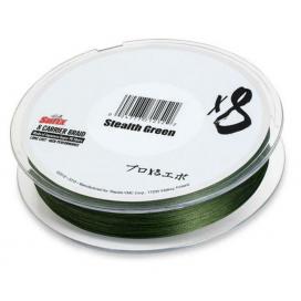 Sufix X8 Braid 150 m tmavo zelená