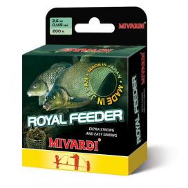 Mivardi Rybársky vlasec Royal Feeder 200m