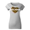 Dámske tričko Girls Power Carp