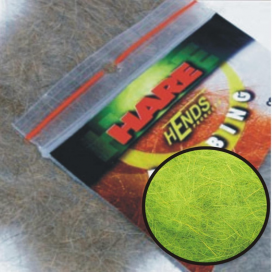 Hends Hare dubbing Hz 96 fluo zelená
