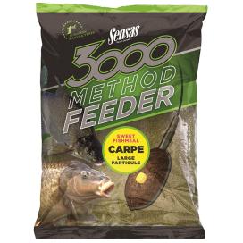 Kŕmenie 3000 Method Carpe 1kg