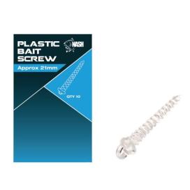 Nash Vrtáčik Plastic bait Screw 21mm