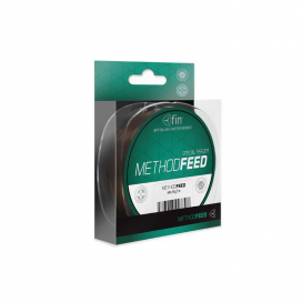 Fin Method Feed 150m hnedá 0,18mm 6,6lbs