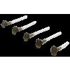 ZFISH Konektor Svietiace Ampulky Tip Rod Connector