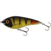 Westin Wobler Swim 10cm 31g Low Floating 3D Oliveoil Perch