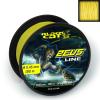 Black Cat Šnúra Zeus line svietivo žltá 1m