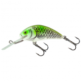 Salmo Wobler Hornet Sinking Olive Hot Spot 4cm 4g