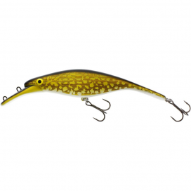 Westin Wobler Platypus 22cm 150g Low Floating Natural Pike