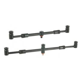 Anaconda Hrazda Adjustable Black Buzzer Bar 3 Rods 29-44 cm