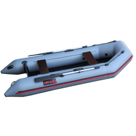 Elling Čln Patriot 290 s Pevnou Skladacia Podlahou Šedý