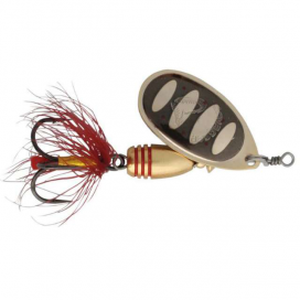 Savage Gear Trblietky Rotex Spinner Gold