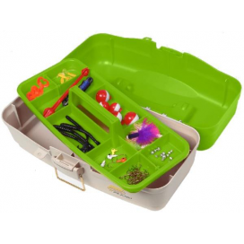 Plano Let 'Fish! One-Tray Tackle Box