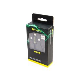RidgeMonkey Napájací kábel Vault USB-A to Multi Out Cable 1m