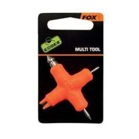 Fox edges uťahovák a vslékač multi tool