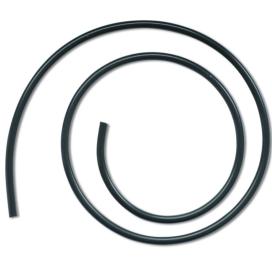 Black Cat Hadička Silicone Tube Čierna 1m
