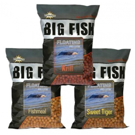 Dynamite Baits Pellets Floating Big Fish Sweet Tiger11 mm 1,1 kg