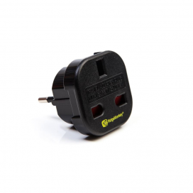 RidgeMonkey Adaptér Vault UK 3 Pin to EÚ 2 Pin Adaptor