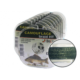Camouflage Braid - 10 m / 0,18 mm / 11,7 kg