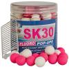 Plávajúce boilies Fluo STARBAITS SK30 80g