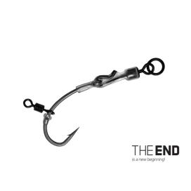 Delphin Montáž The End Ronnie Rig