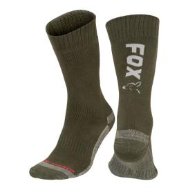 Fox Ponožky Collection Socks Zeleno / Stříbný