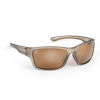Fox Okuliare Sunglass Transparent Khaki Brown