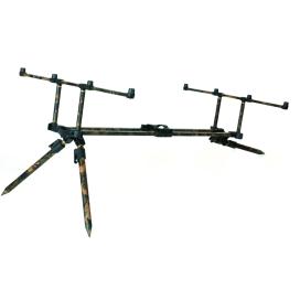 "Fox Stojan Horizon Duo camo 3 rod pod inc 2 x 36 ""long legs"