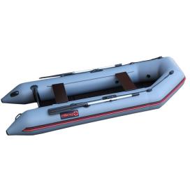 Elling Čln Patriot 270 s Pevnou Skladacia Podlahou Šedý