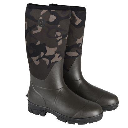 Fox Čižmy Camo Neoprene Boots