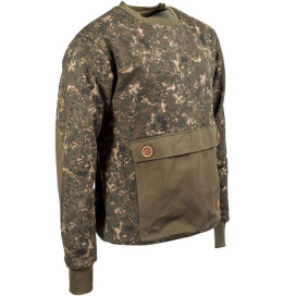 Nash ZT Camo Heavyweight Jumper