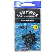 Obratlík ring swivel Carp R Us