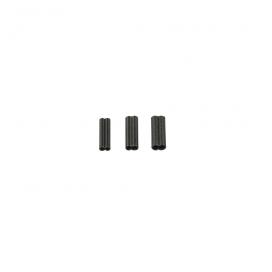 Effzett Double Crimp Sleeves # 2 1.00Mm / 50pcs